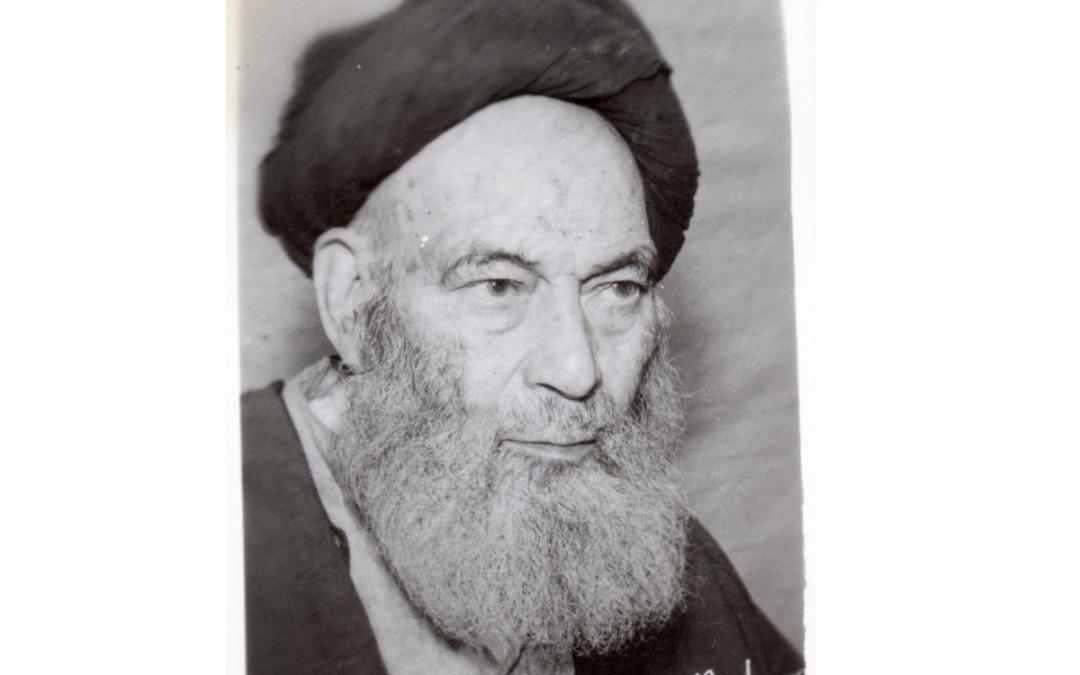 درباره آیت الله حاج میرزا احمد مدرس یزدی