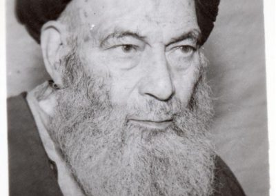 احمد مدرس یزدی