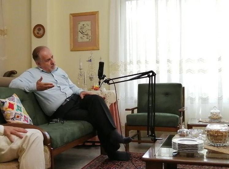 خاطرات دکتر فریبرز خسروی