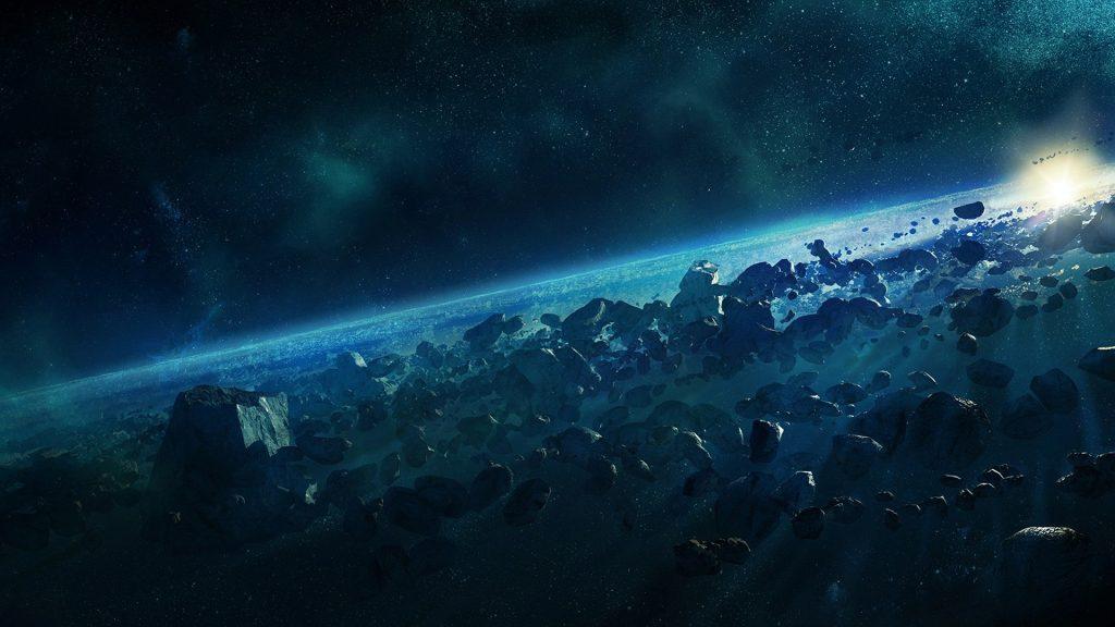 آسمان چهارم منظومه شمسی